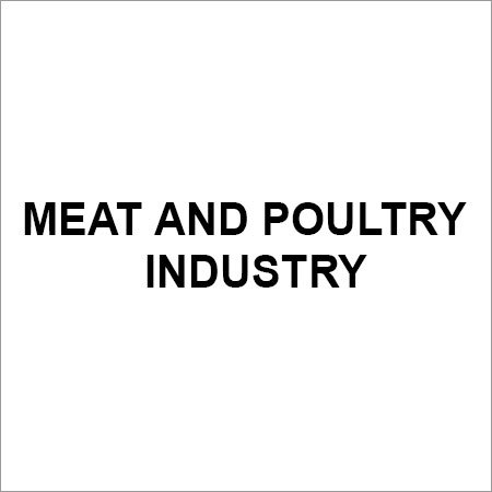 Meat Poultry Industry