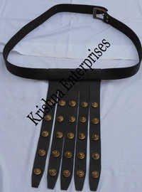 Leather Armor Belt