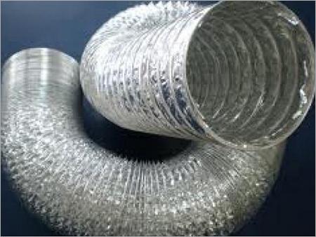 Aluminium Rigid Ventilation Hose