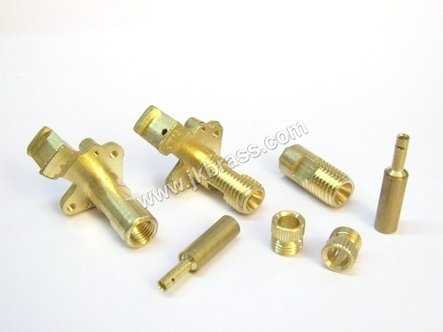 Brass Oil Pressure Gauges Part