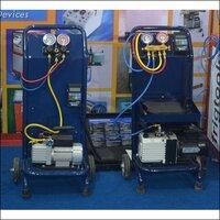 Refrigerant Portable Gas Charging Station