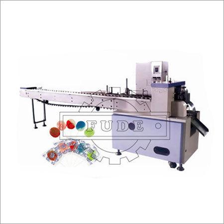 Flat Lollipop Making Machine