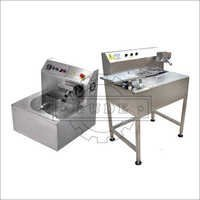 Mini Chocolate Moulding Machine
