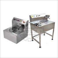 Mini Chocolate Moulding Machine