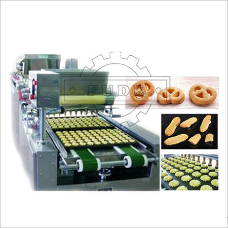 Automatic Cookies Machine