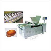 Double Row Cake Machine