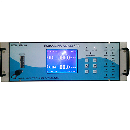 Continuous Emissions Analyser