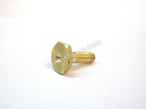 Brass Round Bolts
