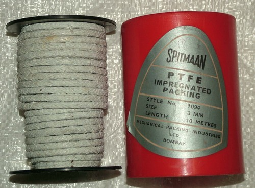 Ptfe Rope Impregnated Packing