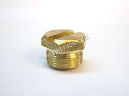 Brass Plugs
