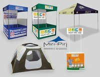 Advertising Canopy Tents