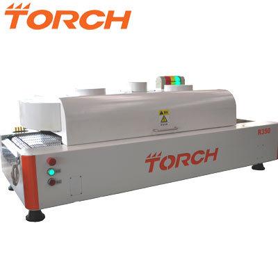 Desk mini lead free reflow oven R350 for PCB component welding