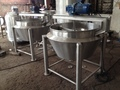 Jacketed Tilting Kettle