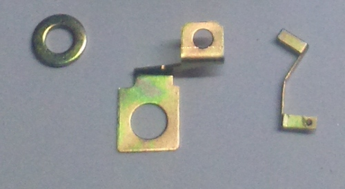 PRESS COMPONENT -  WASHER, CONNECTOR, TERMINAL