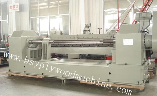 Mechanical Spindle Veneer Peeling Machine