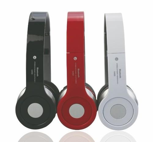 S450 Foldable On-ear Wireless Stereo Bluetooth Headphones Headset