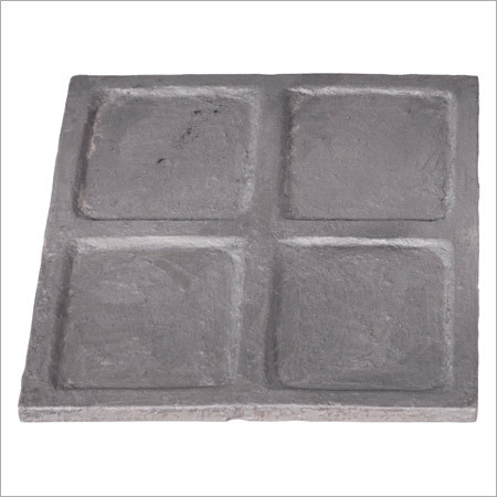 Cast Iron Earth Plates