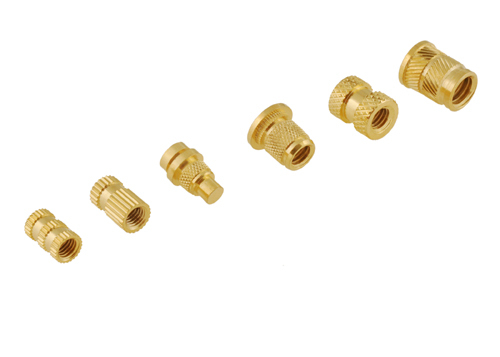 Brass Threaded Molding Insert