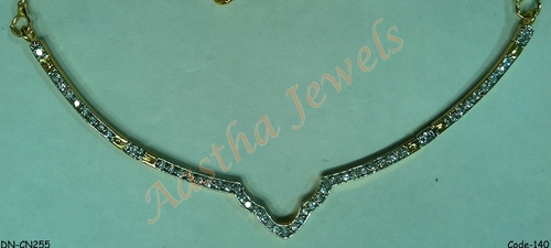 Chain Neckline Slider