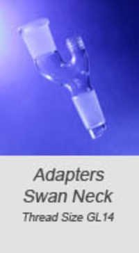 Laboratory Adapter Swan Neck