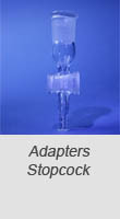 Adapter with Stopcock