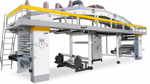 Solvent Base Lamination Machine