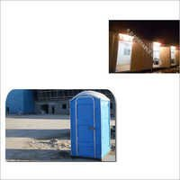 Portable Restroom For Construction Work