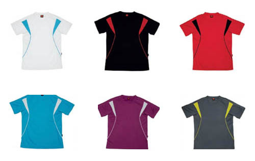 Dry Fit Round Neck T-Shirt