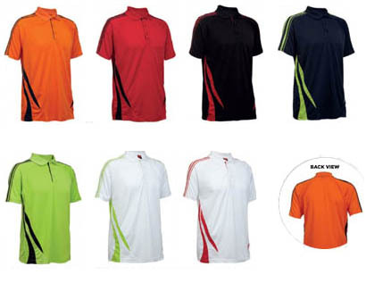 Dry Fit Collar T-Shirt
