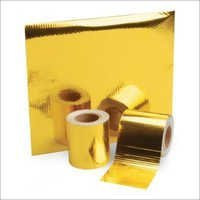 Golden Matte Film