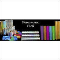 Metalized Holographic Films