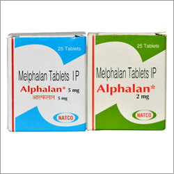 Alphalan-tablet 2mg-5mg