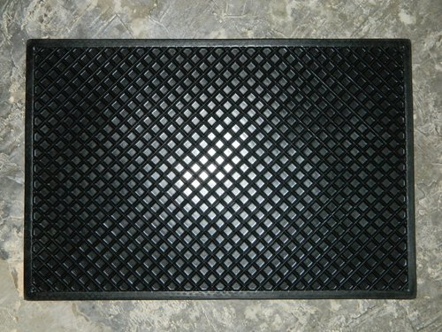 Rubber Mat Diamond Design
