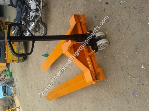 Hydraulic Beam Trolley