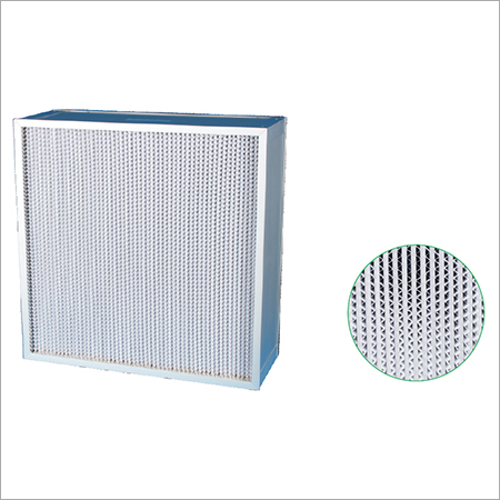 High Efficiency Air Filter