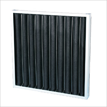 Activated Carbon Panel Filter
