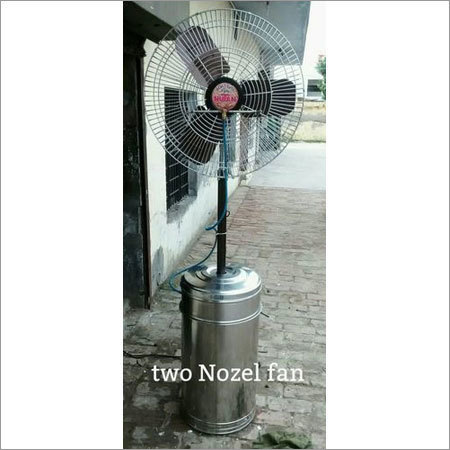 Mist Fan Outdoor
