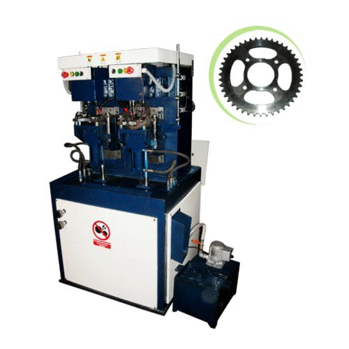 Double Head Multi Spindle Drill Machine