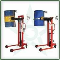 Hydraulic Barrel Lifter & Tilter