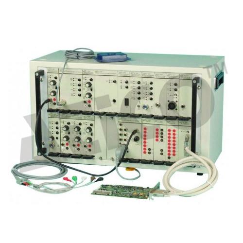 Biomedical Measurement Data Acquisition System
