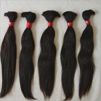 Indian temple Straight bulk Hair