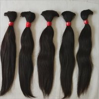 Indian Temple Straight Bulk Hair