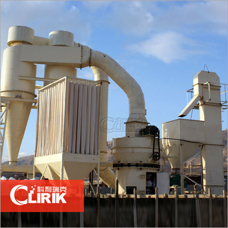 Calcium Carbonate Raymond Mill Machine