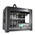 Diamond Rapid Prototype Machine