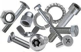 SS NUT BOLTS WASHERS