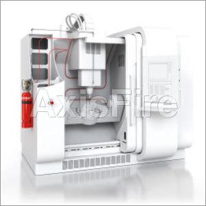CNC Machine Fire Suppression System