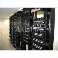 Server Room Fire Suppression System