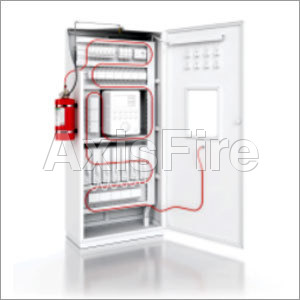 Industrial Fire Suppression System