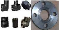 MS FORGE PIPE FITTINGS & FLANGES