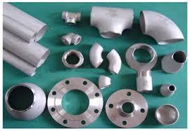SS PIPE FITTINGS & FLANGES
